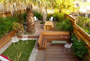 small yard design